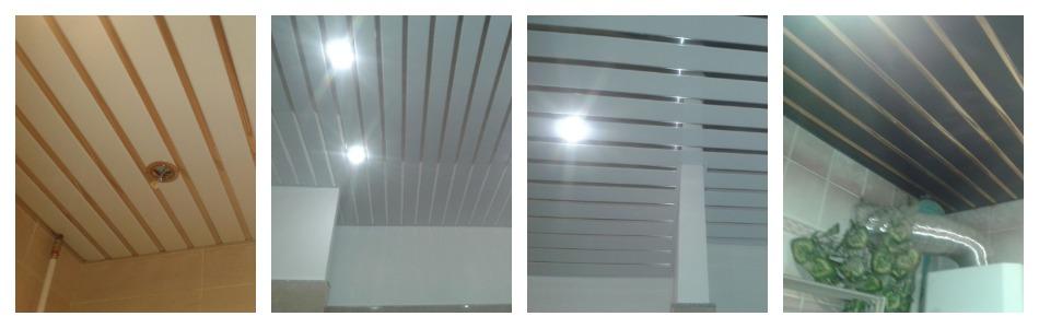 Подвесной потолок сложности выбора