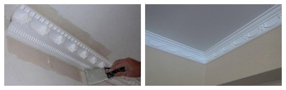 доработка подвесного потолка