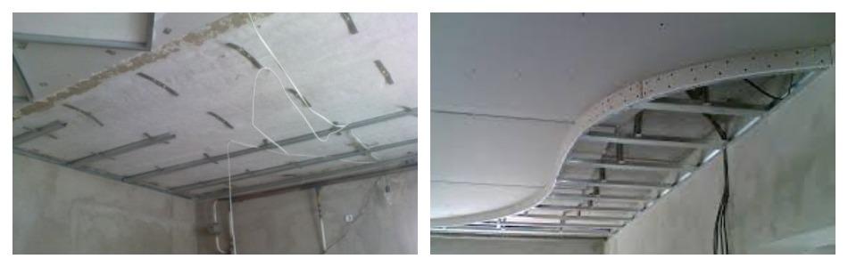 Как установить подвесной потолок самостоятельно?