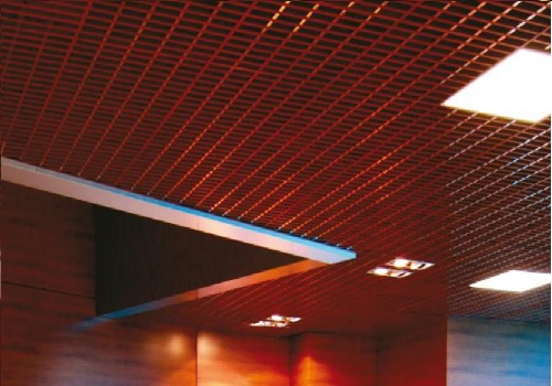 Схема потолка грильято